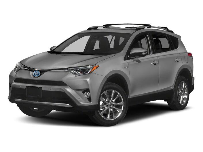2018 Toyota RAV4 Hybrid Limited Santa Rosa CA