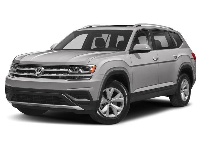 2018 Volkswagen Atlas 3.6L V6 SE 4MOTION Providence RI
