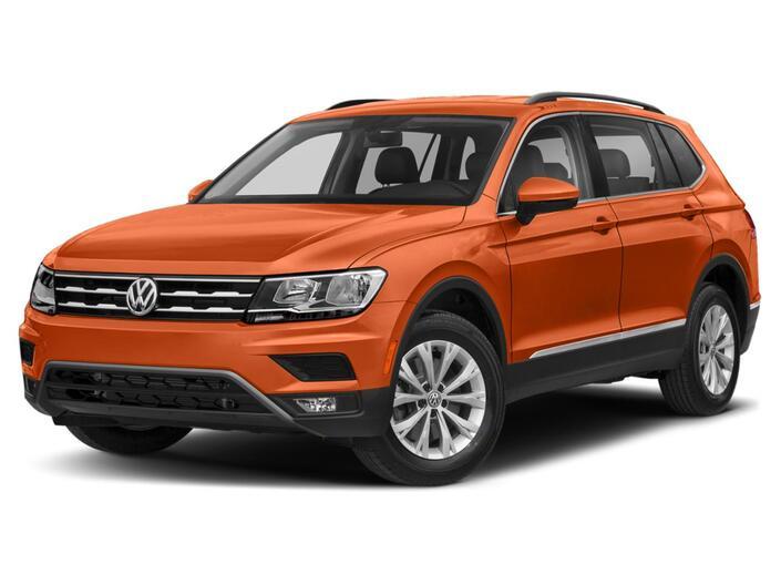 2018 Volkswagen Tiguan 2.0T S 4Motion Brookfield WI