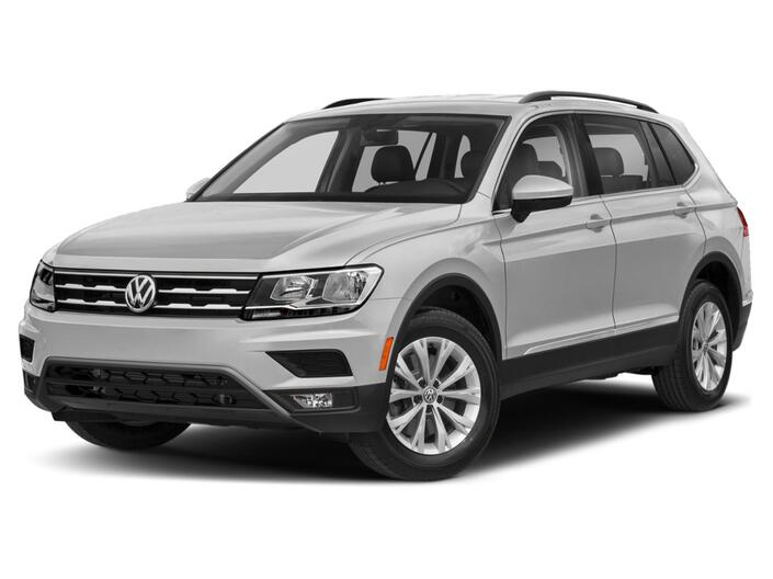 2018 Volkswagen Tiguan 2.0T S Everett WA