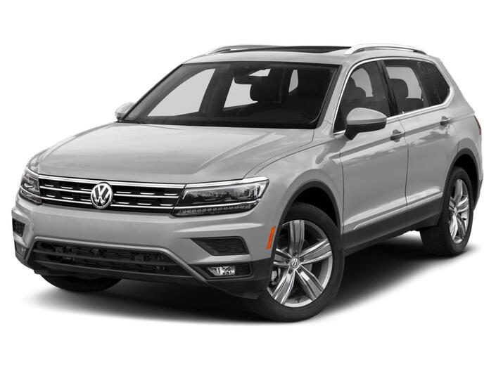 2018 Volkswagen Tiguan 2.0T SE 4motion Providence RI