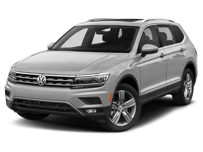 2018 Volkswagen Tiguan 2.0T SEL 4MOTION Providence RI