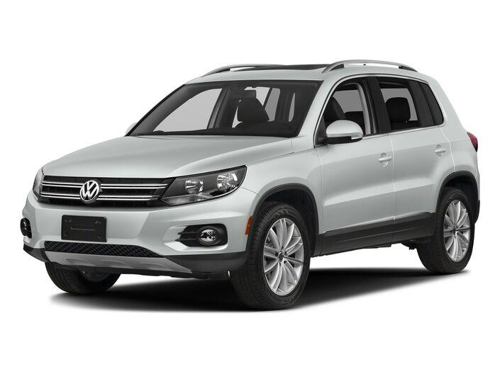 2018 Volkswagen Tiguan Limited 4DR 4MOTION Lincoln NE