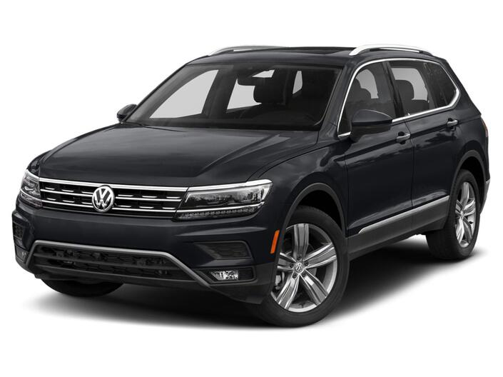 2018 Volkswagen Tiguan SEL Premium Seattle WA