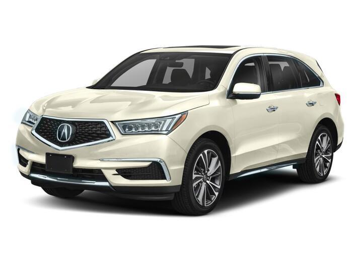 2019 Acura MDX w/Technology/Entertainment Pkg San Juan PR