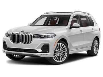 2019_BMW_X7_xDrive40i_ Santa Rosa CA