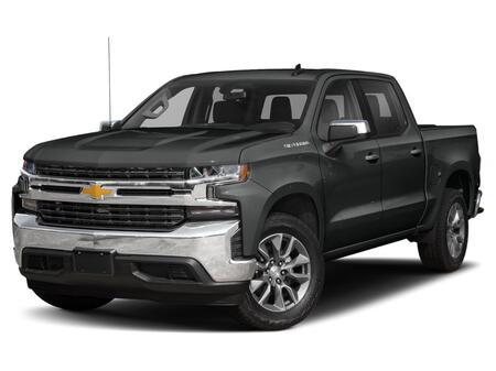 2019_Chevrolet_Silverado 1500_Custom Trail Boss_ Salisbury MD