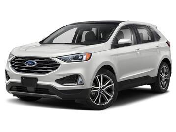 2019_Ford_Edge_SEL_ Santa Rosa CA