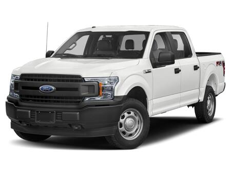 2019_Ford_F-150_XL 4WD ** Pohanka Certified 10 Year / 100,000  **_ Salisbury MD