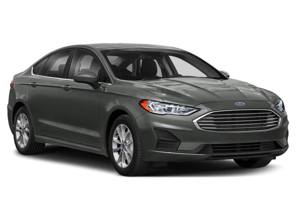2019 Ford Fusion Titanium Salisbury MD