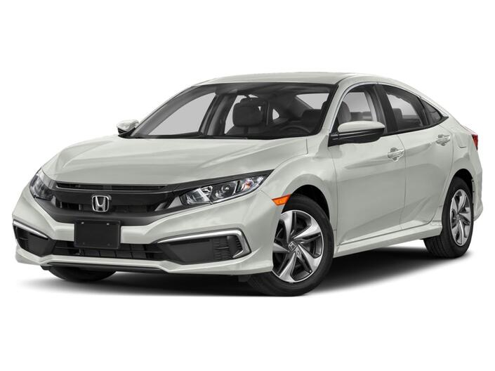 2019 HONDA CIVIC LX Arlington VA