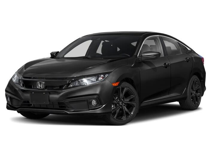 2019 HONDA CIVIC SPORT Arlington VA