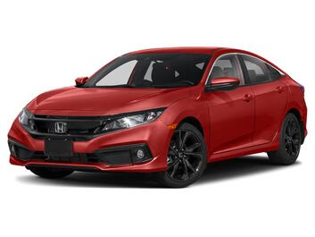 HONDA CIVIC SPORT Arlington VA