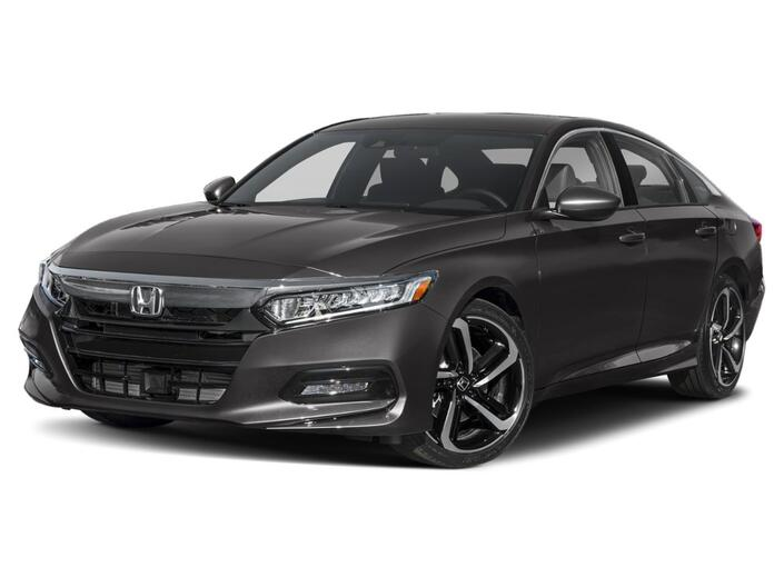 2019 Honda Accord Sedan Sport 2.0T Ponce PR