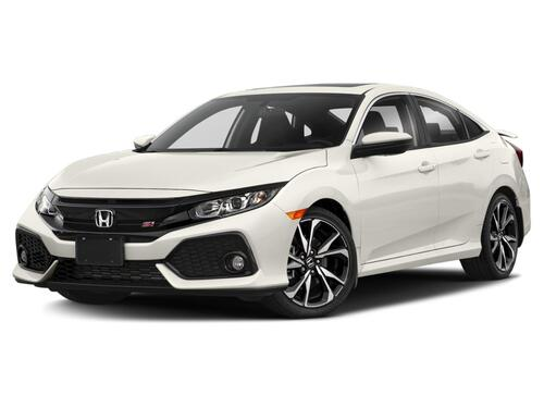 2019 Honda Civic Si Sedan  Tampa FL