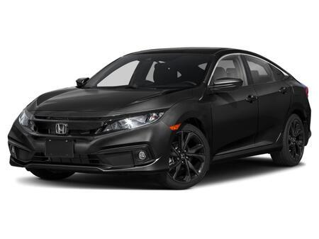 2019_Honda_Civic_Sport ** Honda True Certified 7 Year / 100,000  **_ Salisbury MD