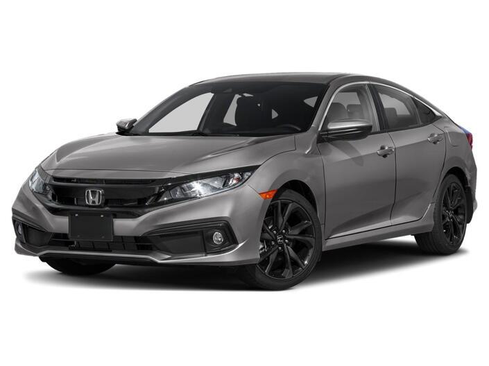 2019 Honda Civic Sport w/Pedigree Salinas CA
