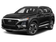 2019_Hyundai_Santa Fe_Ultimate_ Wichita Falls TX