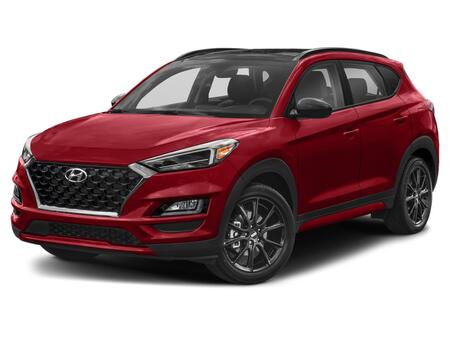 2019_Hyundai_Tucson_Night **ONE OWNER**_ Salisbury MD