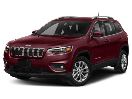 2019_Jeep_Cherokee_Latitude ** Pohanka Certified 10 Year / 100,000  **_ Salisbury MD