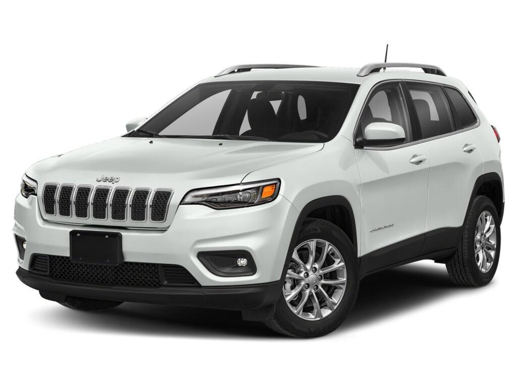 2019_Jeep_Cherokee_Latitude_ Oklahoma City OK