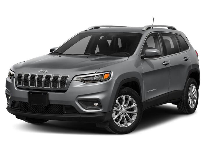 2019 Jeep Cherokee Limited Owego NY