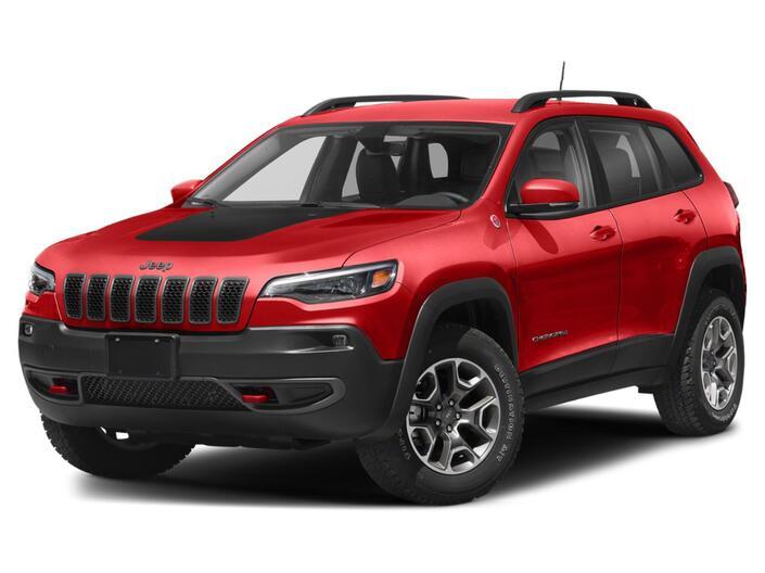 2019 Jeep Cherokee Trailhawk Bozeman MT