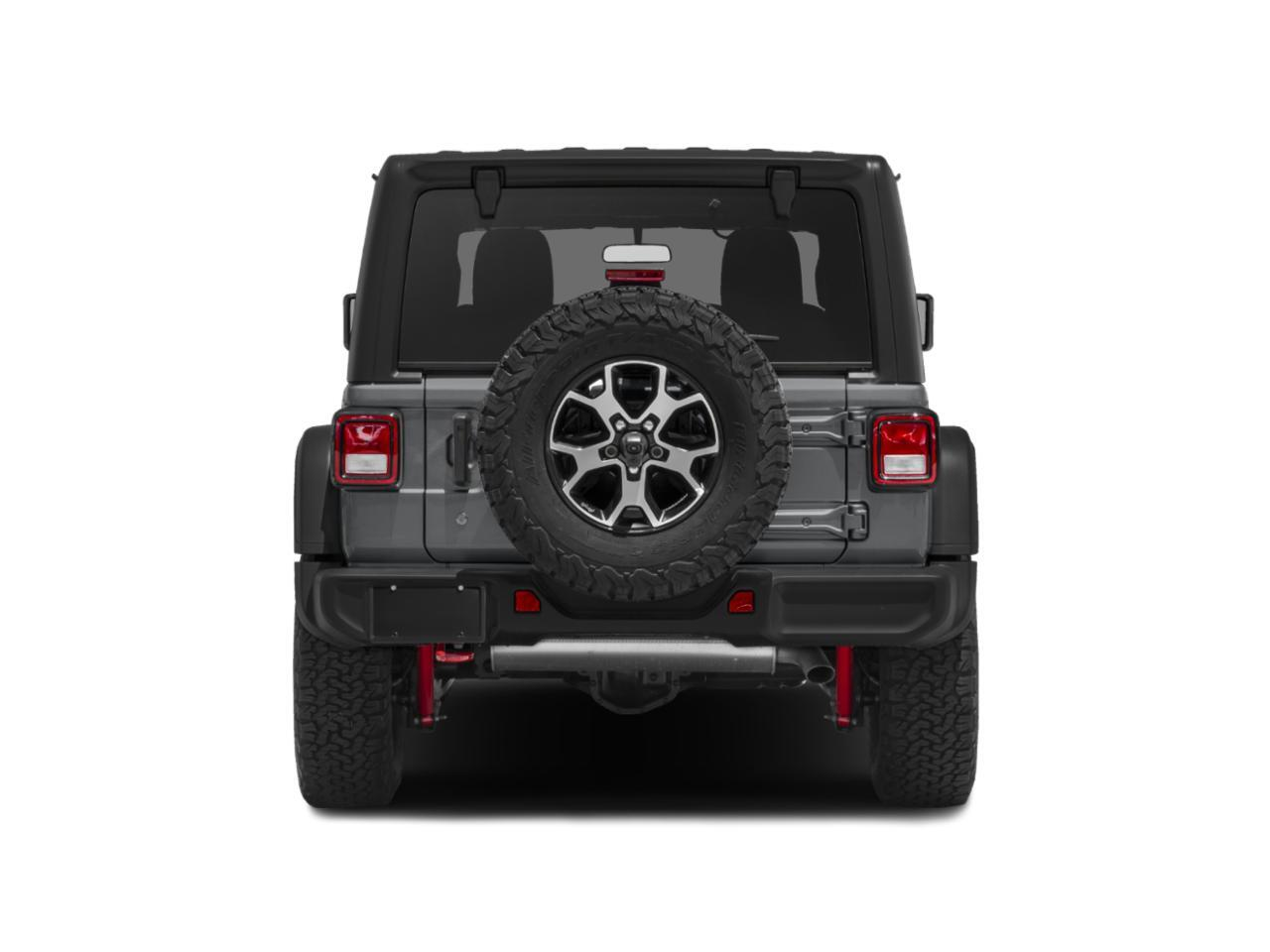 2019 Jeep Wrangler Unlimited Rubicon Ardmore OK