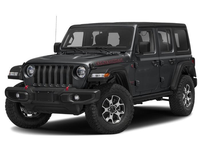 2019 Jeep Wrangler Unlimited Rubicon Bozeman MT