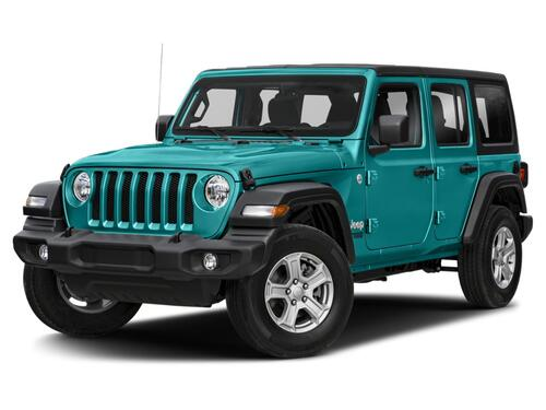 2019 Jeep Wrangler Unlimited Sport S Tampa FL
