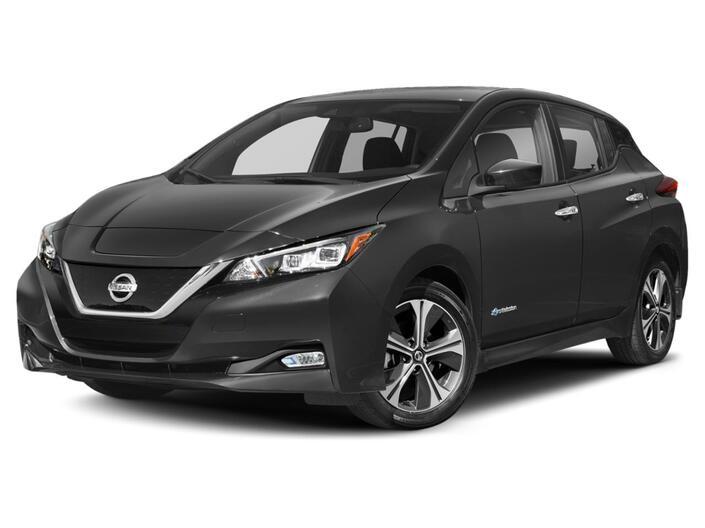 2019 Nissan Leaf S Everett WA