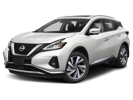 2019_Nissan_Murano_SL_ Salisbury MD
