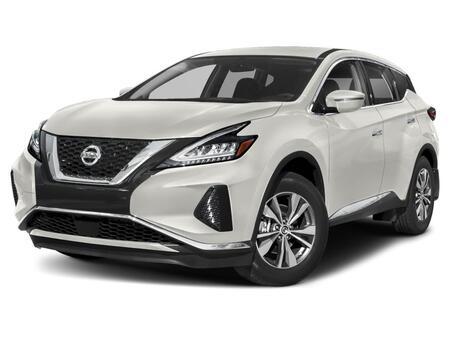 2019_Nissan_Murano_SV_ Salisbury MD