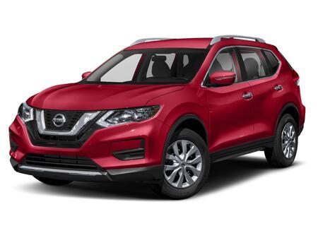 2019_Nissan_Rogue_SV_ Salisbury MD