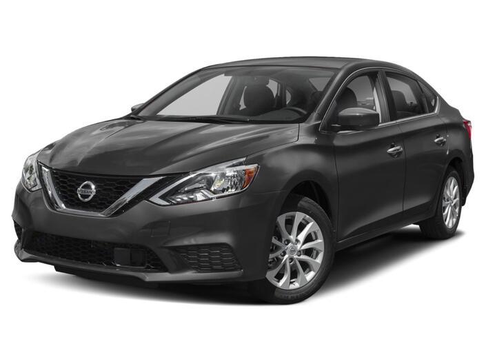 2019 Nissan Sentra  Calgary AB