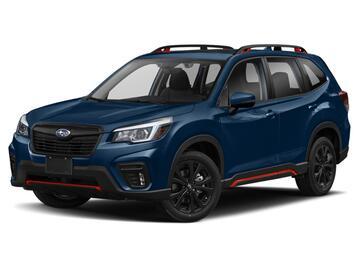 2019_Subaru_Forester_Sport_ Santa Rosa CA