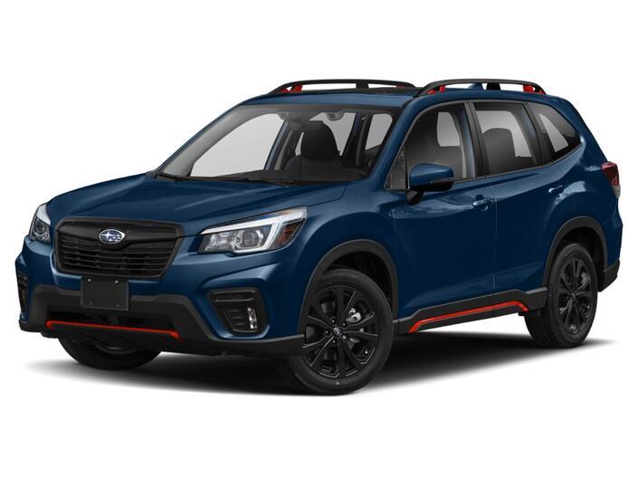 2019 Subaru Forester Sport Santa Rosa CA