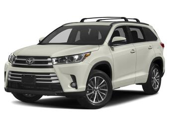 2019_Toyota_Highlander_XLE_ Richmond KY