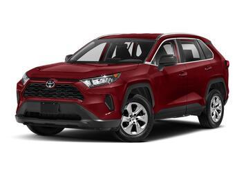 2019_Toyota_RAV4_LE_ Richmond KY