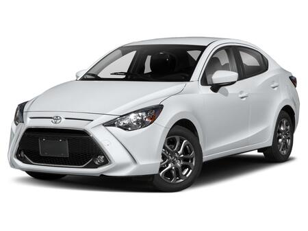 2019_Toyota_Yaris_LE_ Salisbury MD