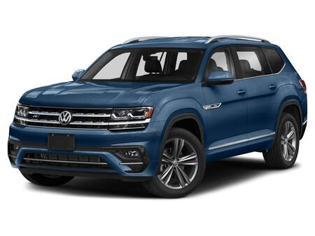 2019_Volkswagen_Atlas_3.6L V6 SEL R-Line MUST SEE_ Salisbury MD