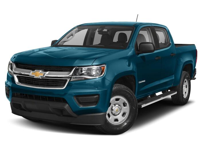 2020 Chevrolet Colorado LT Raleigh NC