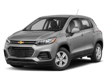 2020_Chevrolet_Trax_LS_ Salisbury MD