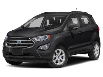 2020_Ford_EcoSport_SE_ Santa Rosa CA
