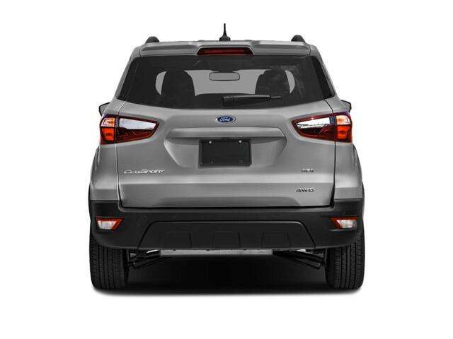 2020 Ford EcoSport Titanium Sault Sainte Marie ON