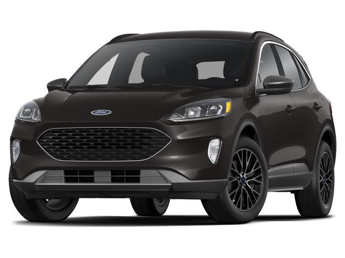 2020 Ford Escape Titanium Arecibo PR