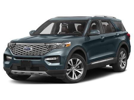 2020_Ford_Explorer_Platinum **ONE OWNER**_ Salisbury MD