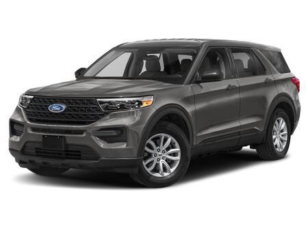 2020_Ford_Explorer_XLT_ Salisbury MD