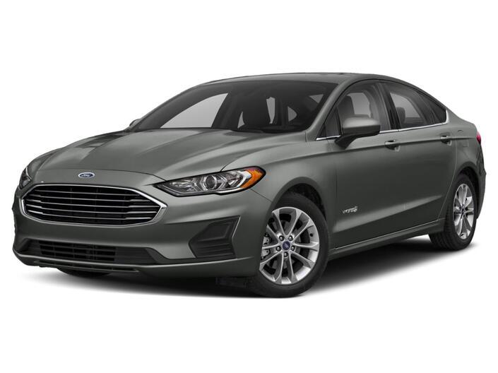 2020 Ford Fusion Hybrid SE Owego NY