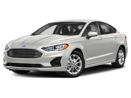2020 Ford Fusion S Watertown SD